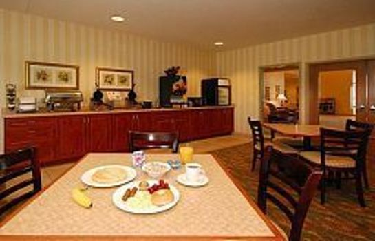 Restaurant Comfort Suites Johnson Creek Conference Center