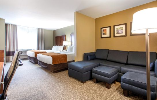Zimmer Comfort Suites Johnson Creek Conference Center