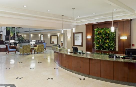 Hall DoubleTree by Hilton Augusta