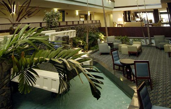 Lobby DoubleTree by Hilton Augusta