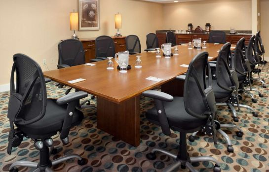 Conference room DoubleTree by Hilton Augusta