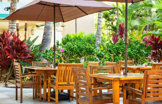 Restauracja Courtyard Waikiki Beach