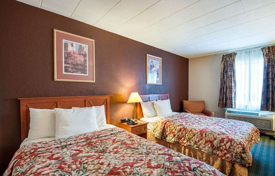 Chambre double (confort) Quality Inn Near Pimlico Racetrack