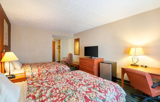 Chambre Quality Inn Near Pimlico Racetrack