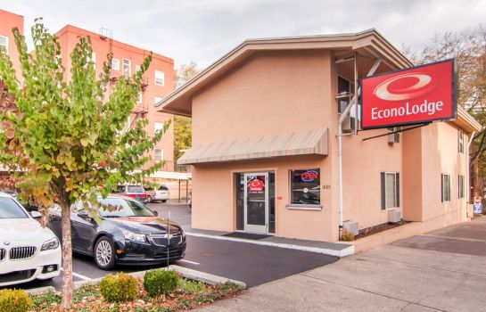 Buitenaanzicht Econo Lodge City Center