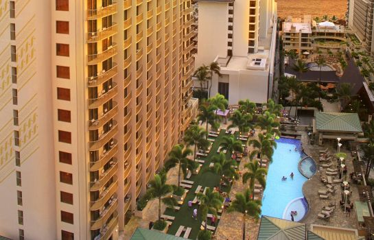 Buitenaanzicht Embassy Suites by Hilton Waikiki Beach Walk