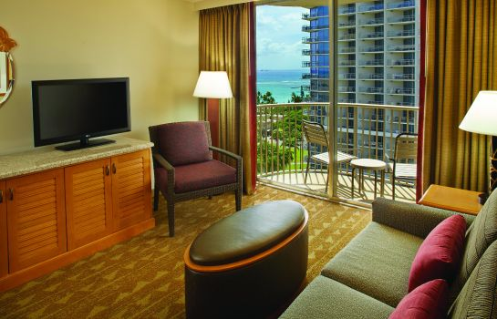 Suite Embassy Suites by Hilton Waikiki Beach Walk