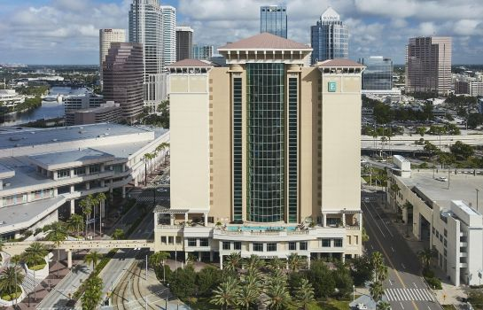 Außenansicht Embassy Suites by Hilton Tampa Downtown Convention Center