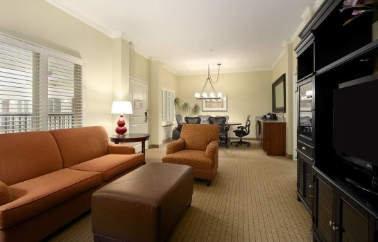 Zimmer Embassy Suites by Hilton Tampa Downtown Convention Center