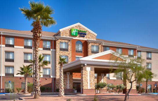 Exterior view Holiday Inn Express & Suites EL PASO I-10 EAST