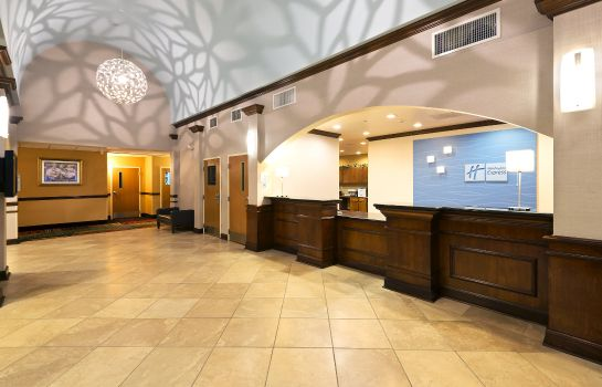 Hotelhalle Holiday Inn Express & Suites LITTLE ROCK-WEST