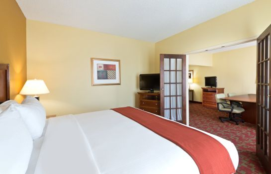 Suite Holiday Inn Express & Suites LITTLE ROCK-WEST