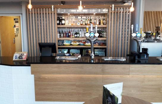 Hotel-Bar Holiday Inn Express LEEDS CITY CENTRE - ARMOURIES