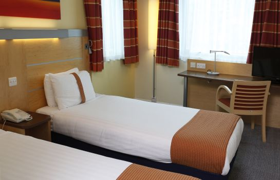 Zimmer Holiday Inn Express LEEDS CITY CENTRE - ARMOURIES