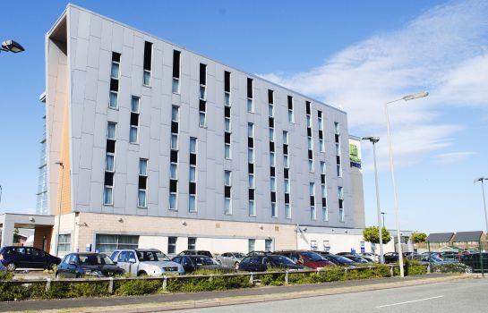 Außenansicht TRAVELODGE LIVERPOOL JOHN LENNON AIRPORT