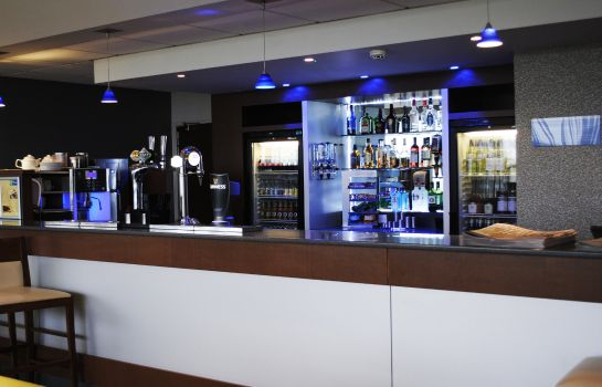 Bar hotelowy Holiday Inn Express LIVERPOOL JOHN LENNON AIRPORT