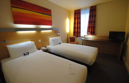 Pokój Holiday Inn Express LIVERPOOL JOHN LENNON AIRPORT