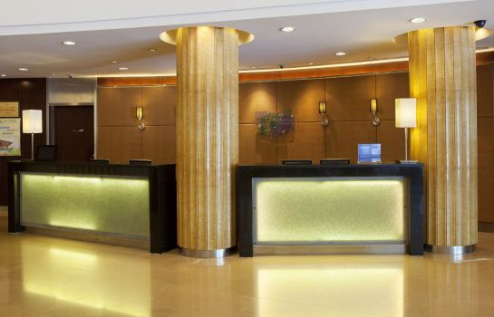 Lobby Holiday Inn Express SHANGHAI PUTUO