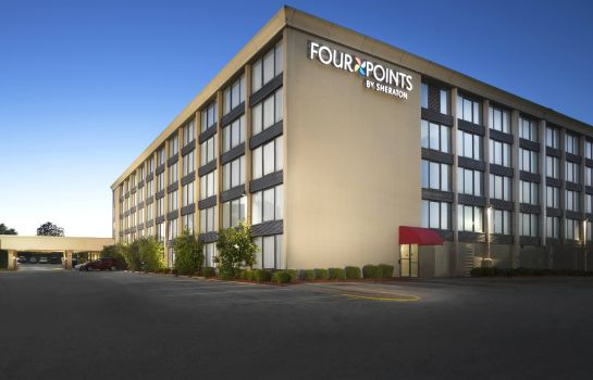 Außenansicht Four Points by Sheraton Kansas City Airport