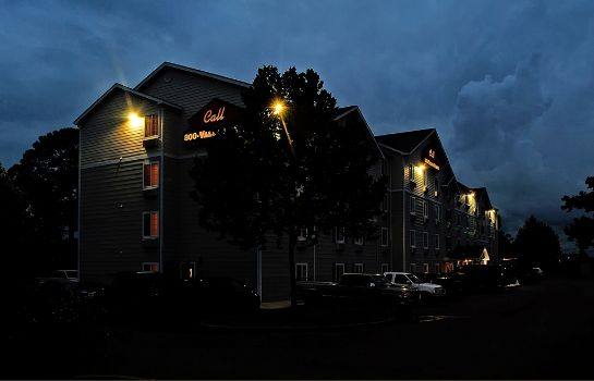 Buitenaanzicht WOODSPRING SUITES CHARLESTON A