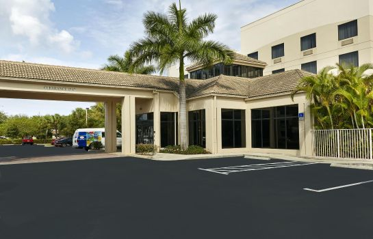 Außenansicht Hilton Garden Inn West Palm Beach Airport