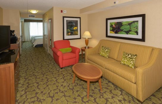 Suite Hilton Garden Inn Buffalo Airport