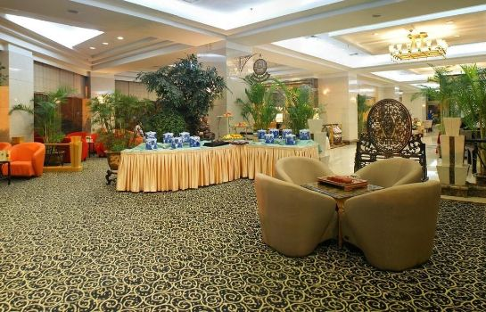 Vista all'interno Jiaxing Sunny Hotel