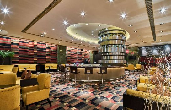 Hotel bar Four Points by Sheraton Shanghai Daning