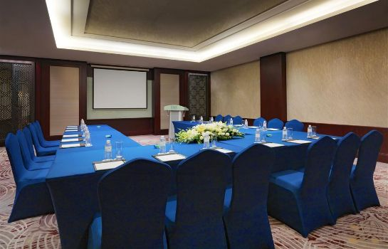 Conference room Four Points by Sheraton Shanghai Daning