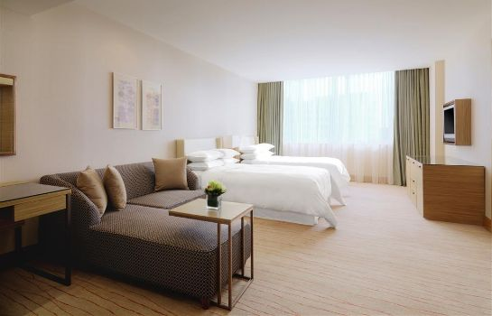 Room Four Points by Sheraton Shanghai Daning
