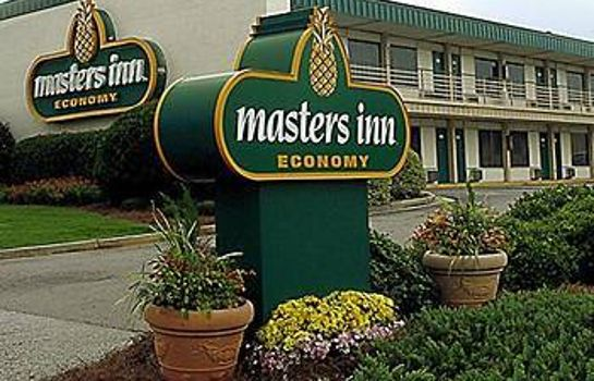Buitenaanzicht Masters Inn Augusta - Washington Road