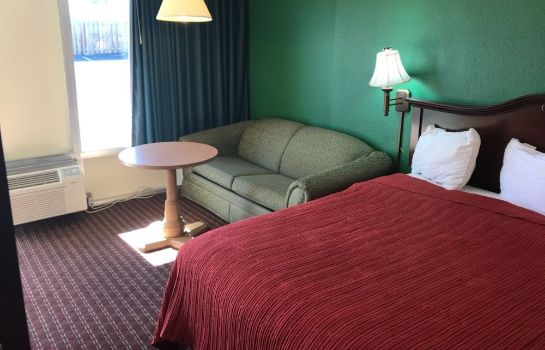 Standard room Masters Inn Augusta - Washington Road
