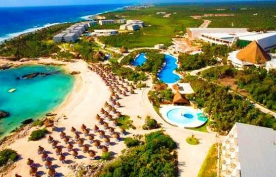Außenansicht Grand Sirenis Mayan Beach Hotel & Spa - All Inclusive