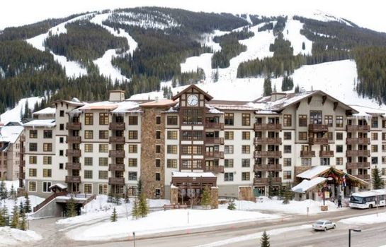 Exterior view Copper Mountain Resort