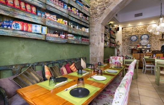 Restaurant Avli Lounge Apartments