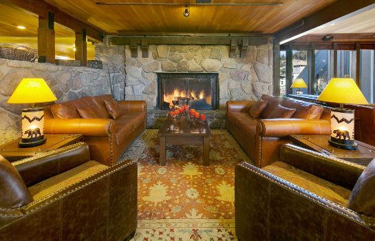 Hotelhal Mammoth Mountain Inn