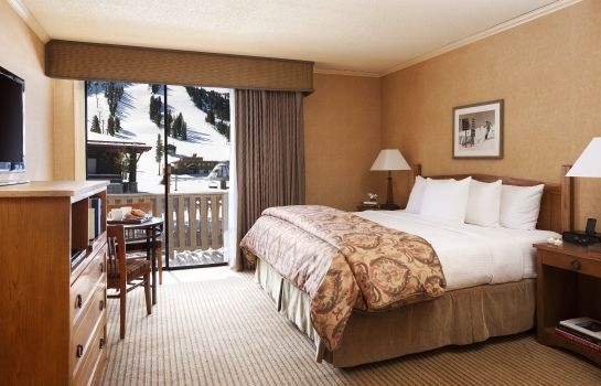 Kamers Mammoth Mountain Inn