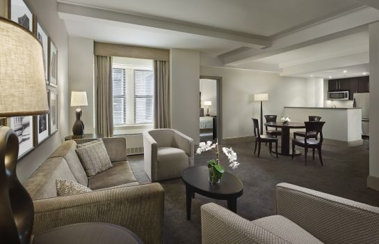 Suite AKA Central Park New York