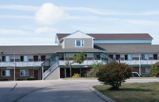 Vista exterior Budget Inn North Stonington