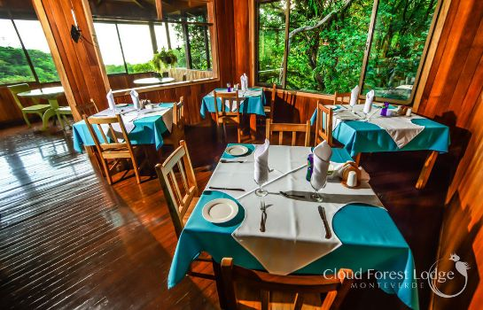 Restauracja Monteverde Cloud Forest Lodge