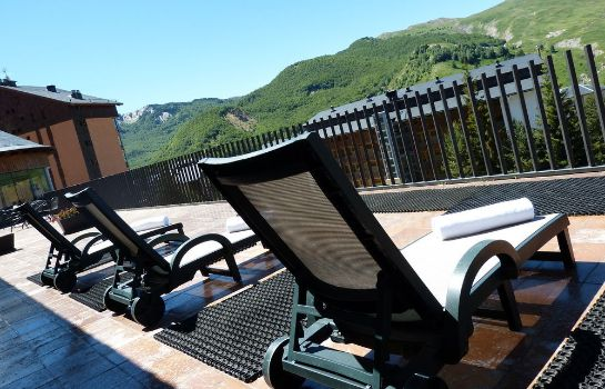 Terrace Fun Aragon Hills Hotel & Spa