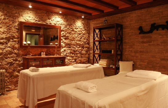 Massage room Hotel Villa Retiro
