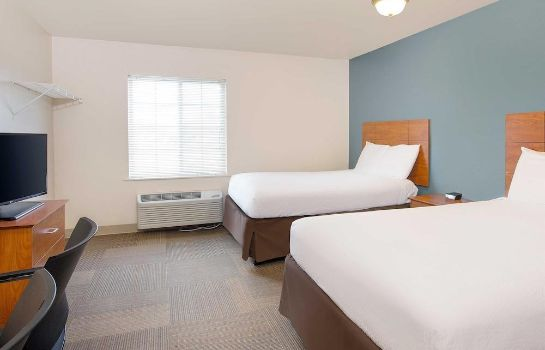 chambre standard WoodSpring Suites Fort Worth Fossil Creek