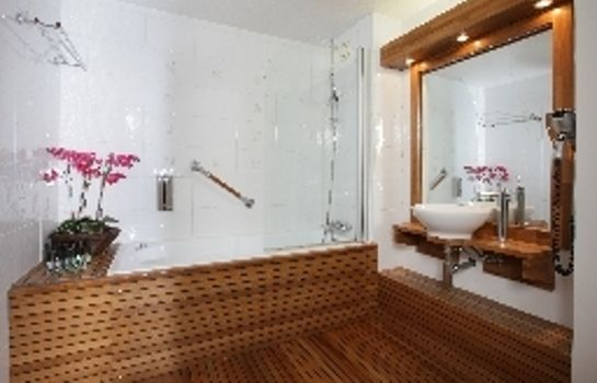Bagno in camera Green Hotels Confort