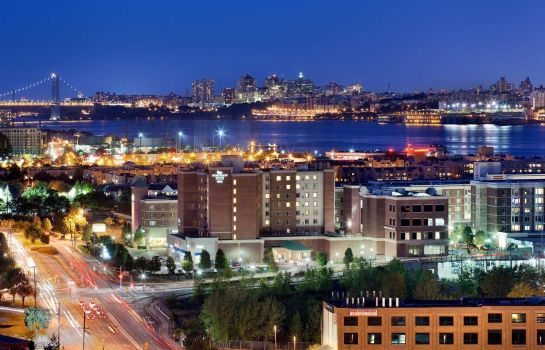 Außenansicht Homewood Suites by Hilton Edgewater (NYC Area) NJ