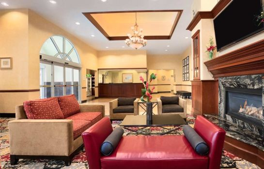 Hotelhalle Homewood Suites by Hilton Edgewater (NYC Area) NJ