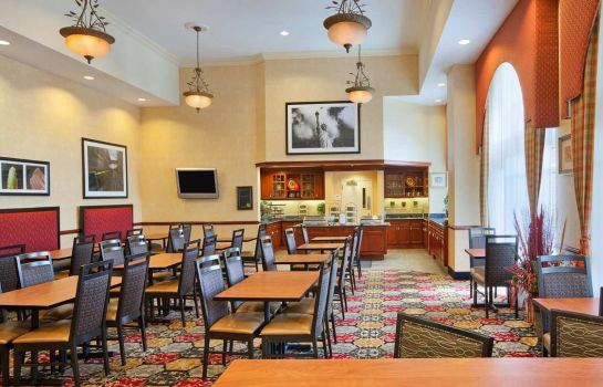 Restaurant Homewood Suites by Hilton Edgewater (NYC Area) NJ