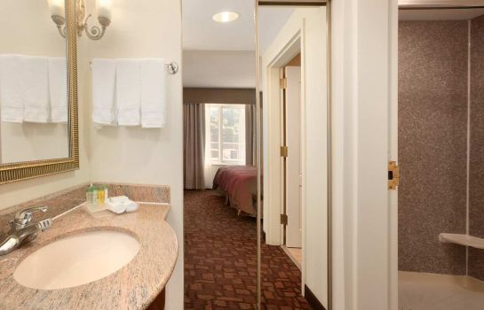 Suite Homewood Suites by Hilton Edgewater (NYC Area) NJ