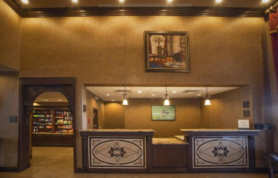 Hotelhalle Homewood Suites by Hilton Albuquerque Airport