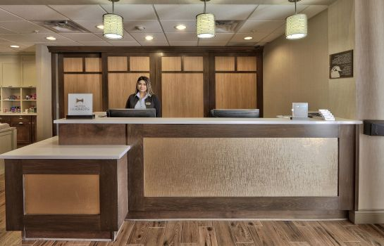 Lobby Homewood Suites by Hilton Albuquerque Airport